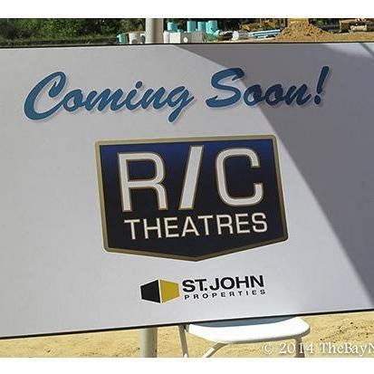 Ground broken for new 12-screen movie theater