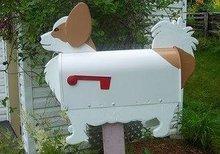 Papillon mailbox