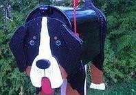 Dog mailboxes